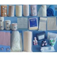 Buy cheap Gauze Related Products with CE Certificate High Quality Cotton Crepe Bandage with Different Size from wholesalers