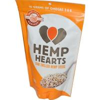 Manitoba Harvest, Hemp Hearts, Raw Shelled Hemp Seeds, 8 oz (227 g)