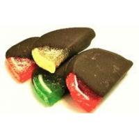 Quality Hand Dipped Sugar Free Chocolate Covered Fruit Slices 6 oz bag for sale