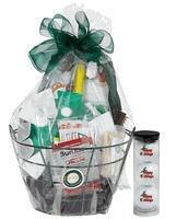 Quality Christmas-Top 15 Gifts Happy Holidays Golf Gift Basket for sale