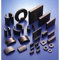 Quality Tile ferrite magnets for sale