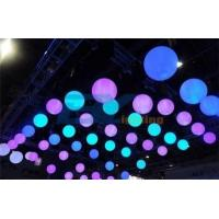 China LED Effect Light BY-E152 LED LIFTING COLOR BALL on sale