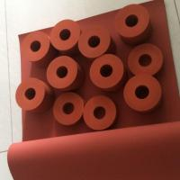 Quality High Temperature Resistant Heat Transfer Silicone Roller for Printing Machine for sale