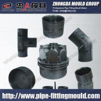 China PP Pipe Fitting Mould,PE Pipe Fitting Mould on sale