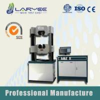 China Metal Flexure Strength Testing Machine on sale