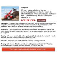 Buy cheap Grapples from wholesalers