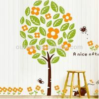 Quality Fashion tree wall decor stickers wholeslale for sale