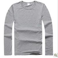 Quality T-shirt/Polo Agent's authentic long sleeve T-shirt male for sale