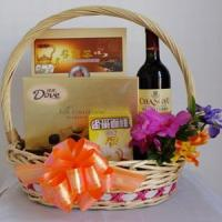 Quality New Year gift basket NO.22 shenzhen gift delivery for sale