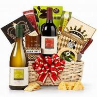 China The Royal Treatment Wine Gift Basket NO.49 deliver gift to shenz on sale