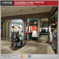 Quality 2015 Retail Store Wooden Ladies Garments Display for sale