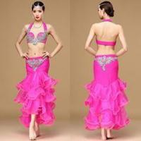 Professional Performance Belly Dance Women Skirt Costume,Adult Belly Dance Wear