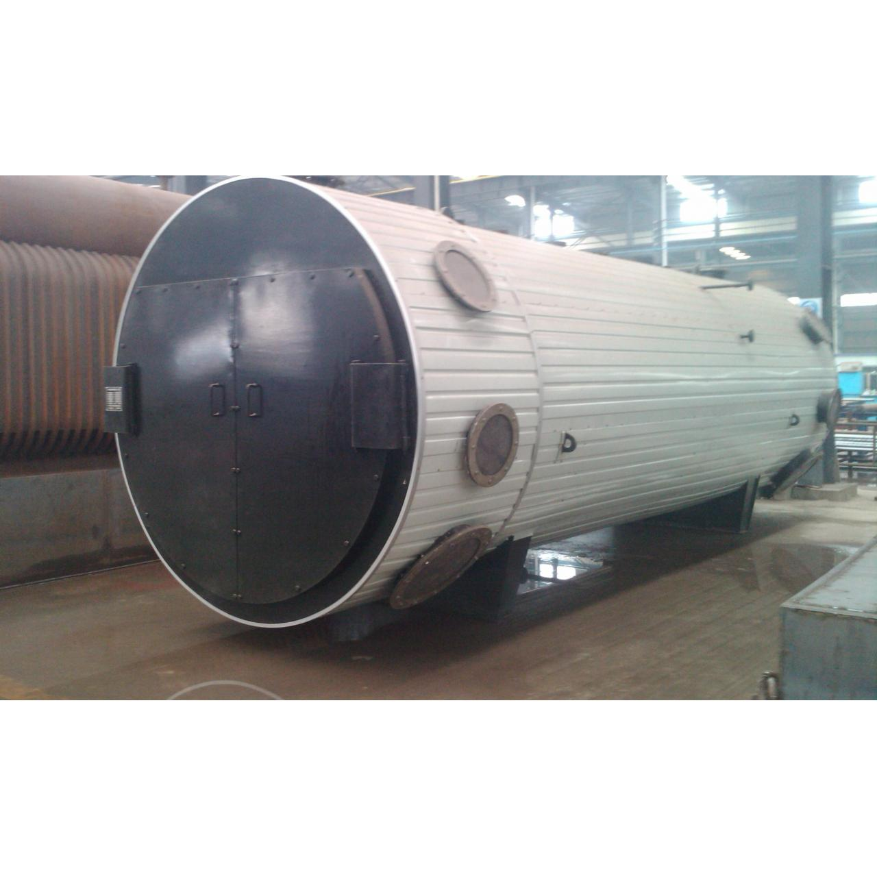 China Fire tube waste heat recovery boiler on sale
