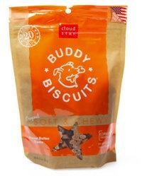 Buy Cloud Star Soft & Chewy Buddy Biscuits Peanut Butter $6.29 at wholesale prices
