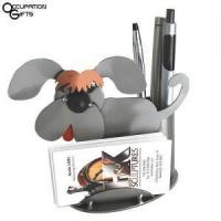 China For Him Dog Business Card Holder on sale
