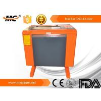 China 6040 600*400mm Best Small Wood Paper Laser Engraving Cutter Engraver Machine on sale