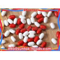 China Portable Big Cherry Fruit Flavored Candy By The Bulk Custom Print / Packaging / Ingredients on sale
