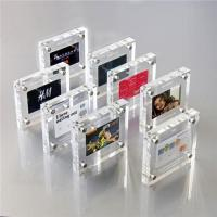 Buy cheap Plexiglass Photo Cube from wholesalers