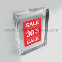 Buy cheap Acrylic Block Frame from wholesalers