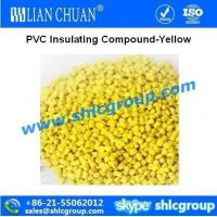 Quality PVC Insulating Compound-Yellow for sale