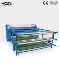 Quality Textile fabric continuous printing roller heat transfer machine for sale