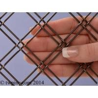 """Quality Oxford Antique Bronze Plated 24"""" x 48"""" - 1"""" Mesh for sale"""