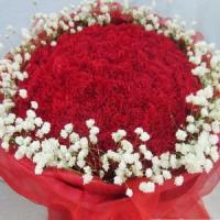 Quality 99 Carnations NO.23 delivery flower to taiwan for sale
