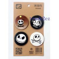 China 201662910504The Nightmare Before Christmas 4.3CM Badge and Buttons on sale