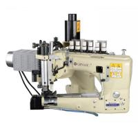 China 3 needle feed of arm denim jeans manufacture use juki sewing machine on sale