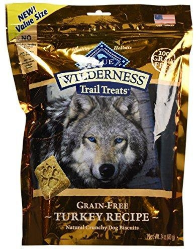Buy Wilderness Turkey Value Size Dog Biscuits (1 Pouch), 24 oz at wholesale prices