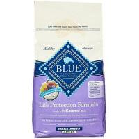 Quality Blue Buffalo Dry Food for Small Breed Dogs, Natural Fish and Brown Rice Recipe, 6-Pound Bag for sale