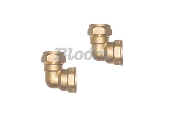 Buy 1222.02 Angle 90 Female Thread Compression Elbow at wholesale prices