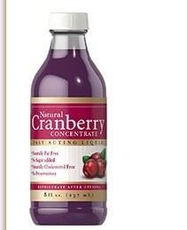 Buy Natural Cranberry Concentrate at wholesale prices