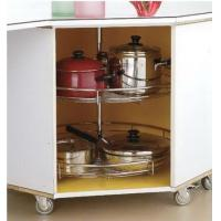 Kitchen System 360  Swivel Basket Kit