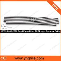 China 2003-2006 Ford Expedition All Models Lower Bumper Aluminum B on sale