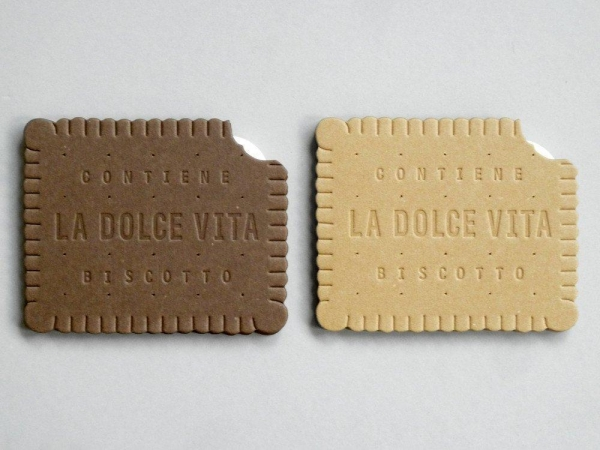 Buy Give Biscuit Card at wholesale prices