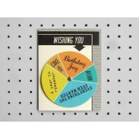 Quality Give Birthday Dial Card for sale