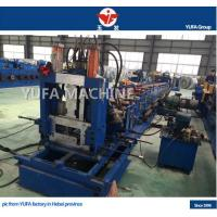 C&Z changeable roll forming machine