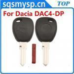 Quality B195 For Chip key shell Blank DACIA DAC4-DP Wholesale for sale