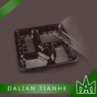 Quality High quality plastic food container compartment for sale