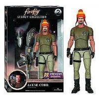 Firefly Legacy Jayne Cobb With Hat Px Action Figure