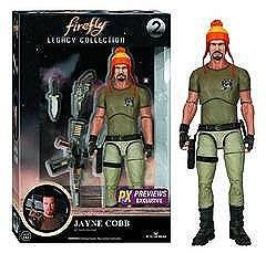 Buy Firefly Legacy Jayne Cobb With Hat Px Action Figure at wholesale prices