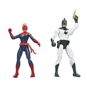 Buy Marvel Legends Cosmic Marvels Mar-vell Captain Marvel and Carol Danvers Captain Marvel at wholesale prices