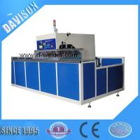 Quality 15KW Movable Radio Frequency PVC Membrane Structure Welding Machine With PLC for sale