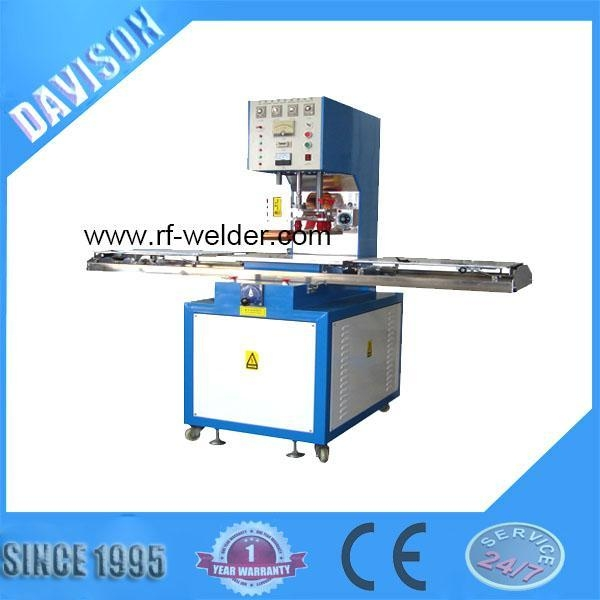 Buy 8kw Manual Slide Table Radio Frequency PVC Blister Packaging Machine at wholesale prices