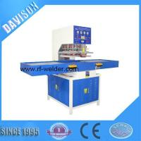 Quality 2 Stations Shuttle Tray Auto Sliding Table HF PVC Blister Packaging Machine for sale