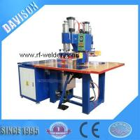 Quality 5KW Double Heads High Frequency PVC Blister Packaging Machine With Pedal for sale