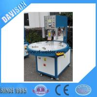 Quality 8kw 3 Stations Turntable Radio Frequency PVC Thermoformed Blister Packaging Machine for sale