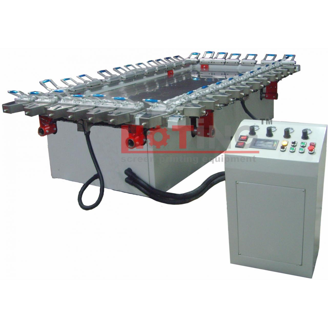 Quality Automatic screen stretching machine for sale