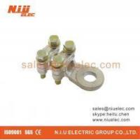 Quality Reused Brass Terminal Cable Connectors Electrical Block Jointing Clamp WCJC with Various Sizes for sale